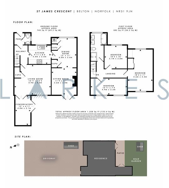 Floor/Site Plan