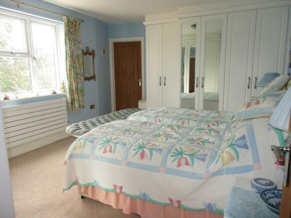 Bed 3 rear