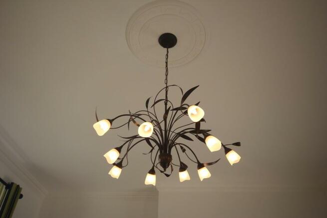 living room light...