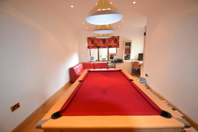 Office/Games Room