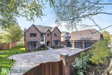 New Homes And Developments For Sale In Cheshunt