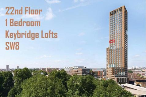 1 Bedroom Flats For Sale In Stockwell South West London