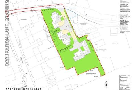 Building Plots For Sale In Lytham
