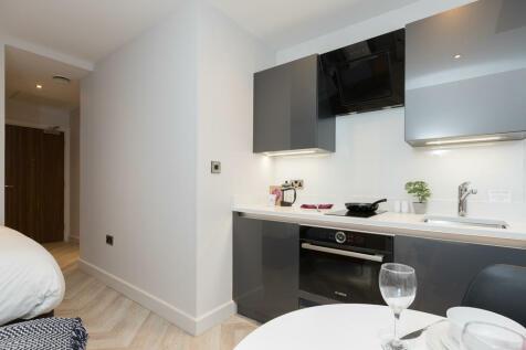 Studio Flats To Rent In Manchester City Centre Rightmove