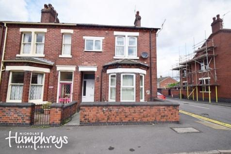 Properties To Rent in Stoke-On-Trent - Flats & Houses To