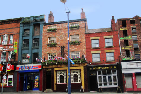 Commercial Properties For Sale In Manchester City Centre