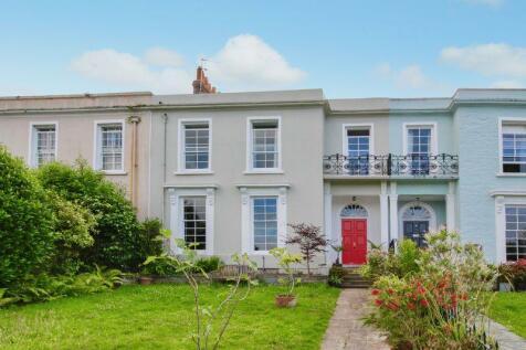 Thumbnail Terraced House In Killigrew Place Street Falmouth