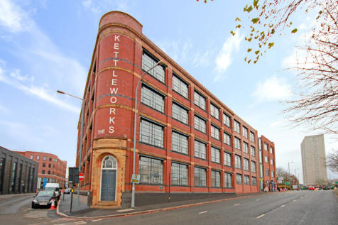 1 Bedroom Flats To Rent In Jewellery Quarter Birmingham