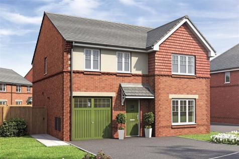Detached Houses For Sale In Golborne Warrington Cheshire