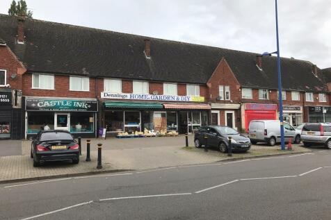 Shops To Let in Selly Oak, Birmingham - Commercial