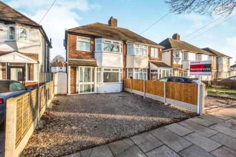 3 Bedroom Houses For Sale In Great Barr Birmingham