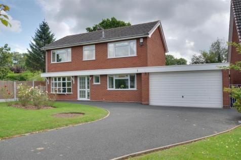 Properties For Sale in Staffordshire - Flats & Houses For Sale in