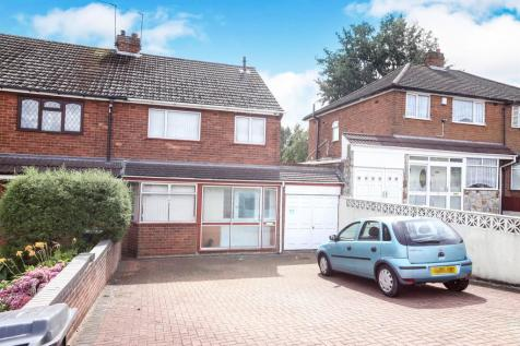 Properties For Sale in Coseley - Flats & Houses For Sale in