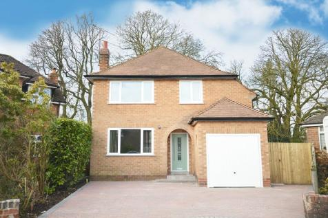 3 Bedroom Houses To Rent In Solihull West Midlands Rightmove