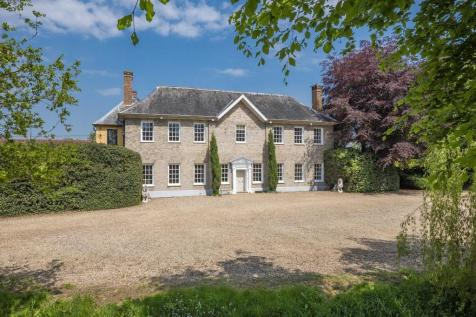 5 Bedroom Houses For Sale In Chilton Sudbury Suffolk Rightmove