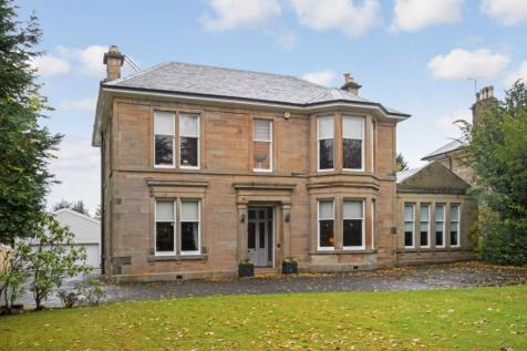 Pleasing 4 Bedroom Houses For Sale In Glasgow Rightmove Home Interior And Landscaping Ologienasavecom