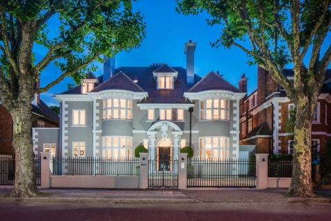 Detached Houses For Sale in London - Rightmove