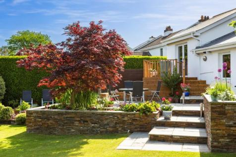 Family home with two private beaches in Blackrock for 1.4m