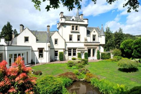Properties For Sale in Scottish Borders - Flats & Houses For