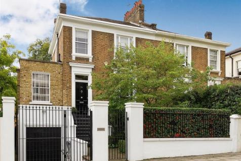 3 Bedroom Houses For Sale In St Johns Wood North West London