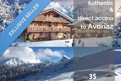 Property For Sale in Avoriaz - Rightmove