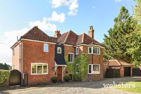 Property For Sale In Saxlingham Nethergate