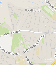 Map Of England Keele.4 Bedroom Semi Detached House For Sale In Keele Road Newcastle