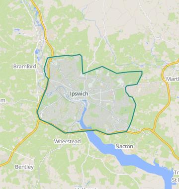Ipswich Uk Map.Properties For Sale In Ipswich Flats Houses For Sale In Ipswich