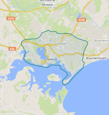 Poole England Map.Properties To Rent In Poole Flats Houses To Rent In Poole