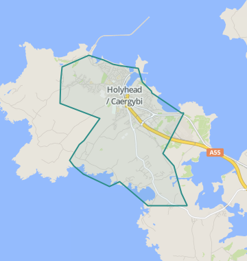 Map Of England Holyhead.Properties For Sale In Holyhead Flats Houses For Sale In