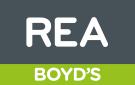 REA, Boyd's Logo