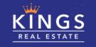 Kings Real Estate, Leicester Logo