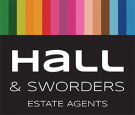 Hall & Sworders, Bury St Edmunds Logo