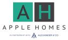 Apple Homes Limited, Buckingham Logo
