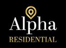 Alpha Residential, Egham Logo