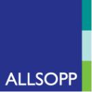 Allsopp Estate Agents, Harpenden Logo