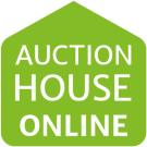 Auction House, Online Auctions Logo