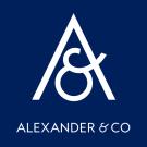 Alexander & Co, Dunstable Logo