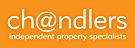 Chandlers, Stevenage, Ampthill & Shefford Logo