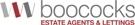 Boococks Estate Agents, Halifax Logo