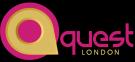Quest London, Canary Wharf Logo