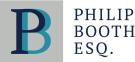 Philip Booth Esq, Henley on Thames Logo