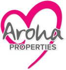 AROHA PROPERTIES, Lydney Logo