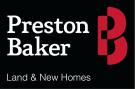 Preston Baker, Land & New Homes Logo