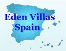EDEN VILLAS, Alicante Logo