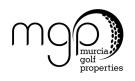 Murcia Golf Properties Ltd, Harrogate Logo