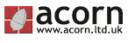 Acorn, Camberwell Logo