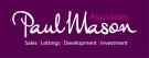 Paul Mason Associates, Latchingdon Logo