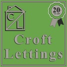 Croft Lettings Ltd, Glossop Logo