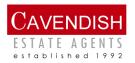 Cavendish Estate Agents, Cheam Logo